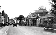 Ripon, The Spa Baths 1914