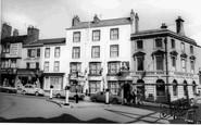 Ripon, Unicorn Hotel c.1965