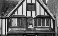 Ripon, Ye Wakeman's House 1924