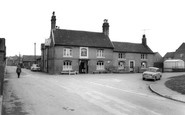 Rocester, the Queens Arms c1965