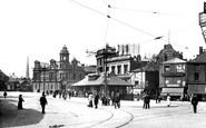 Rochdale, Broadway c.1910