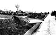 Rochdale, Entrance To Broadfield Park c.1955