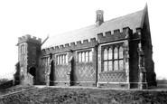 Rochdale, Grammar School 1895