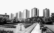 Rochdale, Memorial Gardens c.1965