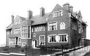 Rochdale, Nurses Home 1906