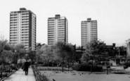 Rochdale, Tower Blocks c.1965