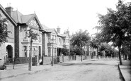 Romford, Manor Road 1908