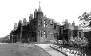 Rotherham, The Hospital 1895