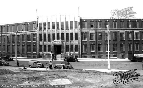 Rotherham, The Technical College C.1955