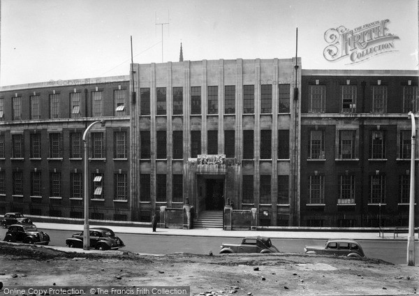 Rotherham, The Technical School C.1955