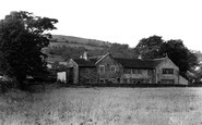 Photo of Roughlee, the Old Hall c1955