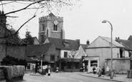 Ruislip, Bury Street c.1960