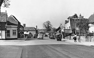 Ruislip, the High Street, Old Village c1950