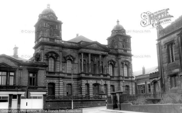 Runcorn St Paul S Church C 1965 Francis Frith