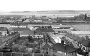 Runcorn, Weston Point c1955