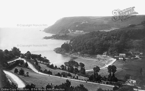 Salcombe, Bolt Head 1896