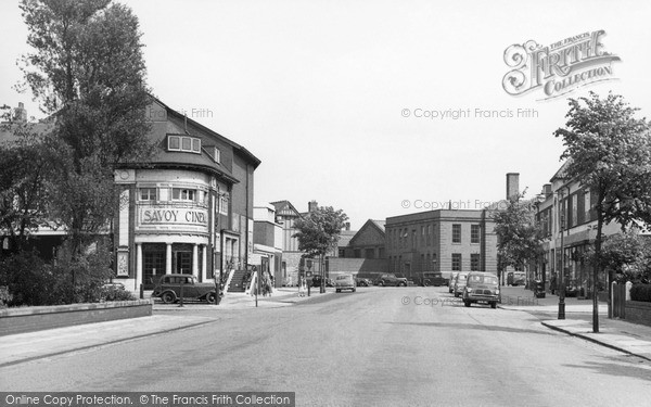 Photo of Photo of Sale, Ashfield Road c.1955