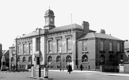 Sale, Town Hall c1955