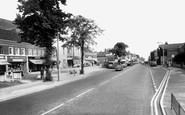 Sale, Washway Road c1965