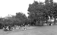 Saltash, Children's Corner, The Park c.1955