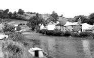 Saltash, Forder Village c.1965