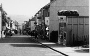 Saltash, Fore Street c.1955
