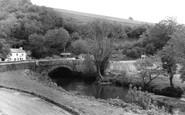 Saltash, Notter Bridge c.1965