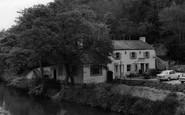 Saltash, Notter Bridge Inn c.1965