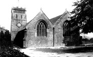 Saltash, St Nicholas And St Faith Church 1890