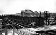 Saltash, The Bridge c.1955
