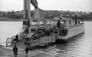 Saltash, The Ferry c.1950