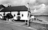 Saltash, The Spaniards Inn c.1965