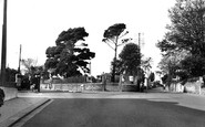 Saltash, Victoria Gardens c.1955