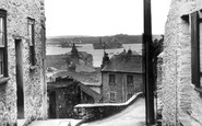 Saltash, View Of The Harbour c.1955