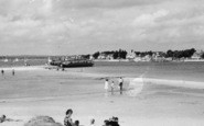 Example photo of Sandbanks