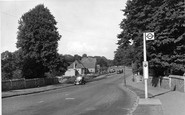 Sanderstead, Addington Road c.1955