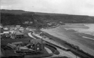 Sandsend, And Kettleness Nab 1925