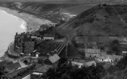 Sandsend, From Lythe Bank 1925
