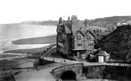 Sandsend, Hotel 1901