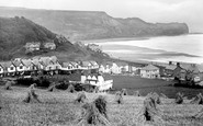 Sandsend, Meadow Fields And Kettleness Nab 1925