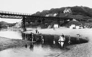 Sandsend, The Beach 1925