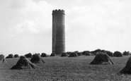Sandsend, The Old Water Tower c.1955