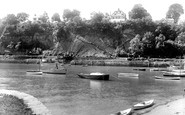 Saundersfoot, from Harbour 1934