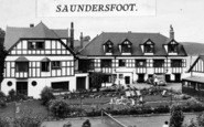 Example photo of Saundersfoot