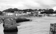 Saundersfoot, the Harbour c1965