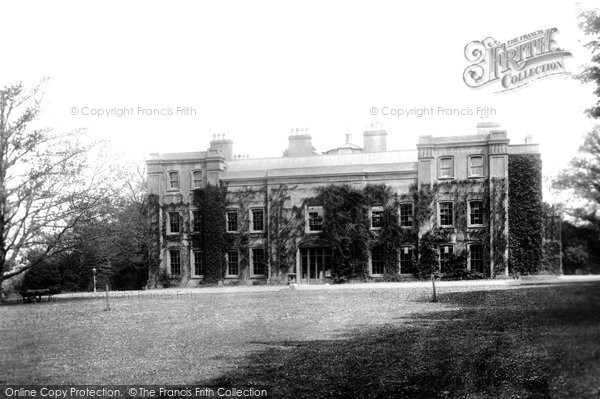 Sawbridgeworth, Hyde Hall 1903