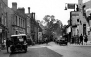 Example photo of Saxmundham