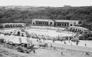 Scarborough, Bathing Pool, North Bay c.1950