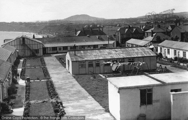Scarborough Chalets And North Bay Francis Frith