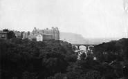 Scarborough, Grand Hotel c.1890